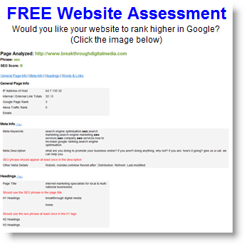free-seo-assessment
